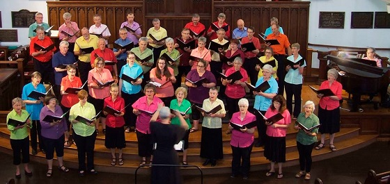 paisley choir