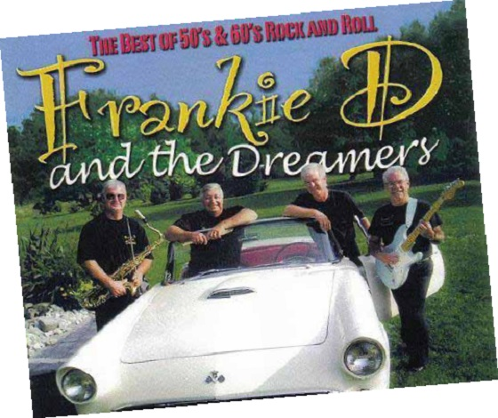 frankie and the dreamers Kemble Poster