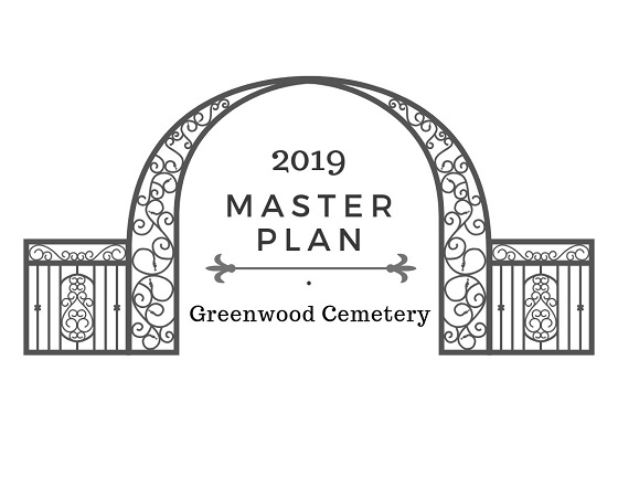 Greenwood Cemetery Master Plan Review Logo