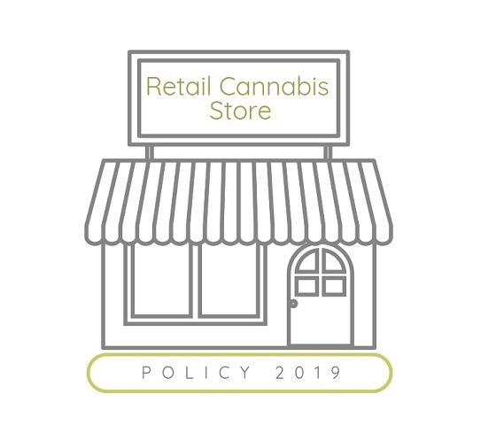 Retail Cannabis Policy Graphic