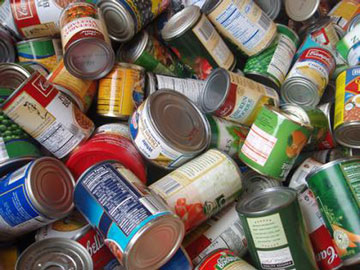 canned food drive-feature