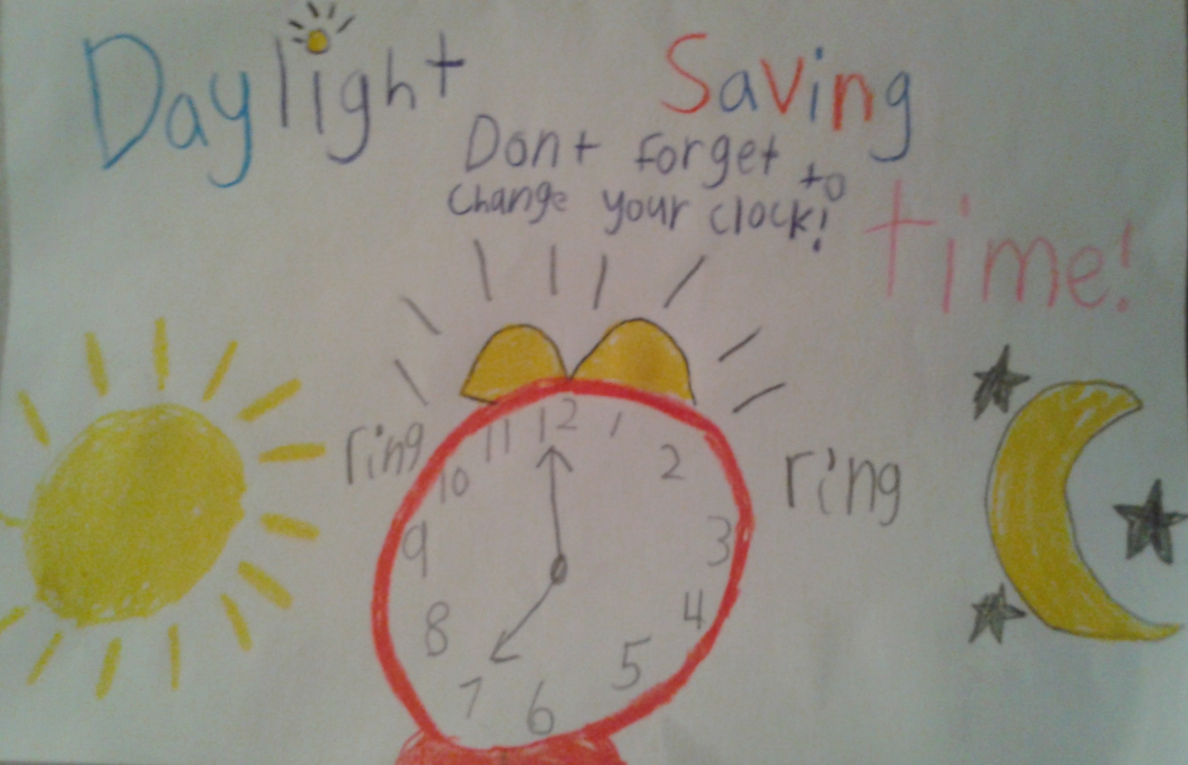 Daylight saving time