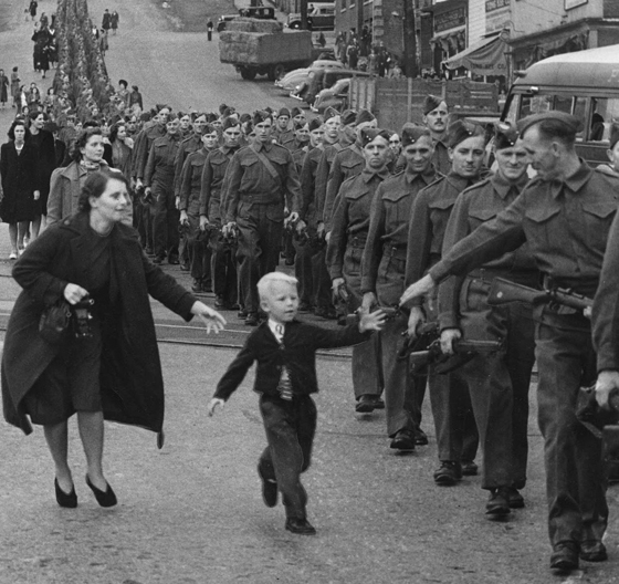 wait for me daddy 1940