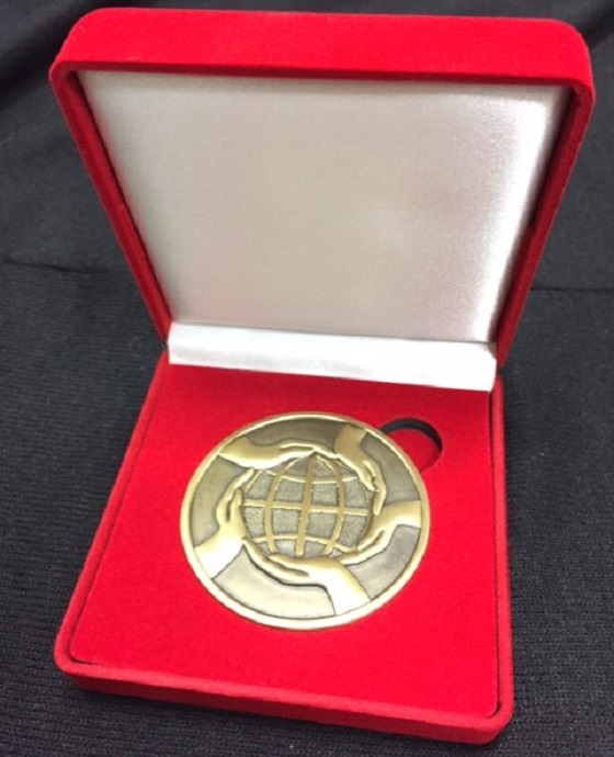 peace medal