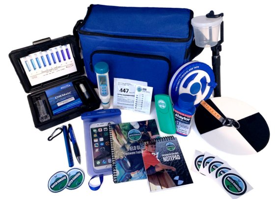water ranger kit