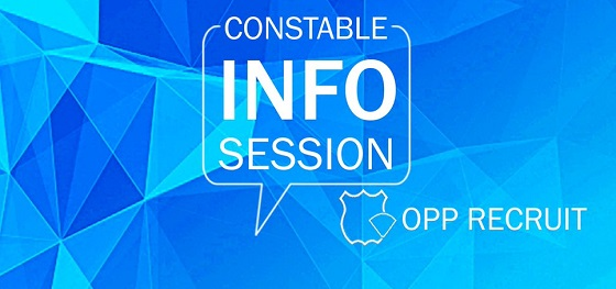 Constable Info Session
