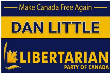 Dan Little - Libertarian