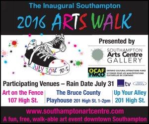 Southampton Art Walk