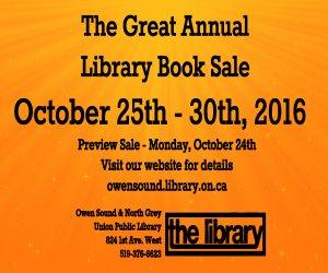 Annual Library Book Sale