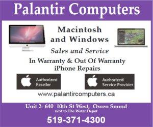 Palantir Computers