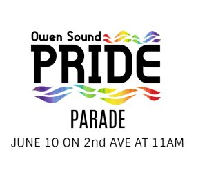 Owen Sound Pride Parade