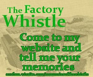Foundry Whistle Memories