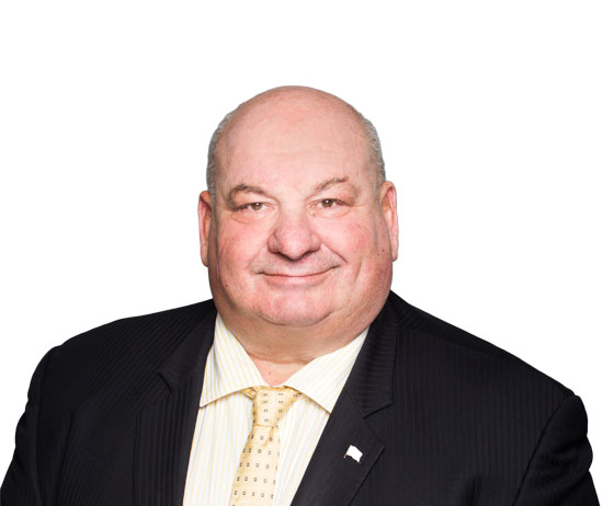Larry Miller MP pic