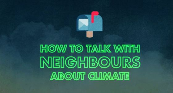 talk to neighbours