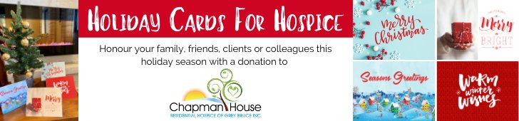 Chapman House Holiday Cards For Hospice