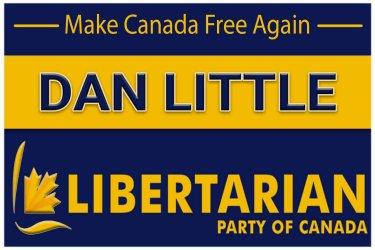 Dan Little - Libertarian