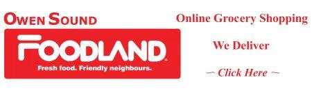 Foodland ~ We deliver ~ Click here