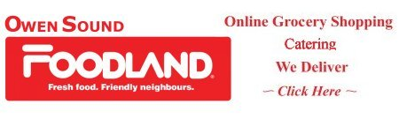 Foodland ~ We deliver ~ Click here