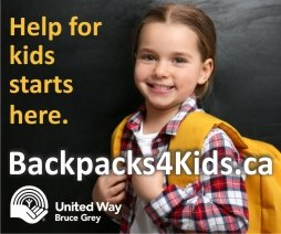 United Way of Bruce Grey, Backpack Program